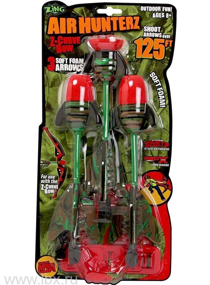 Запасные стрелы для лука, Zing Toys (Зинг Тойс)