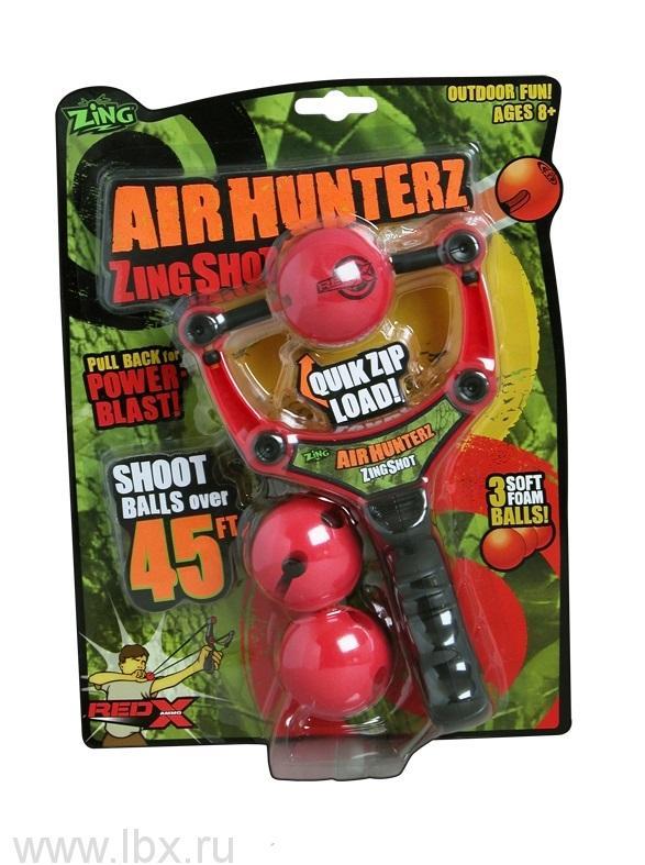 Рогатка  «Воздушный охотник», Zing Toys (Зинг Тойс)