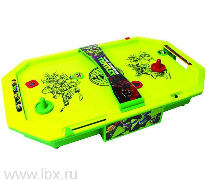 Настольная игра `Настольный аэрохоккей`, TURTLES (Туртлес)