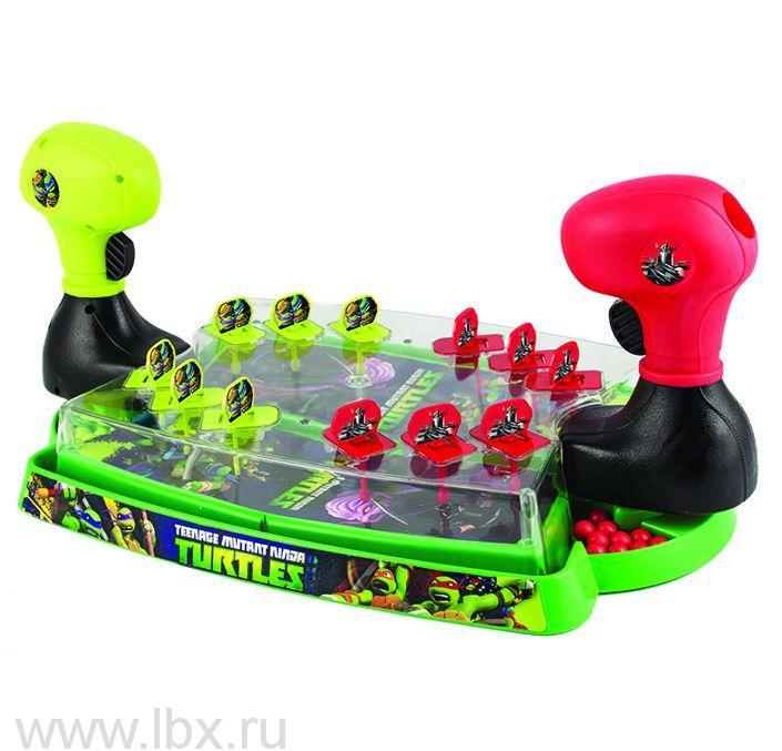 Настольная игра `Пинбольная битва`, TURTLES (Туртлес)