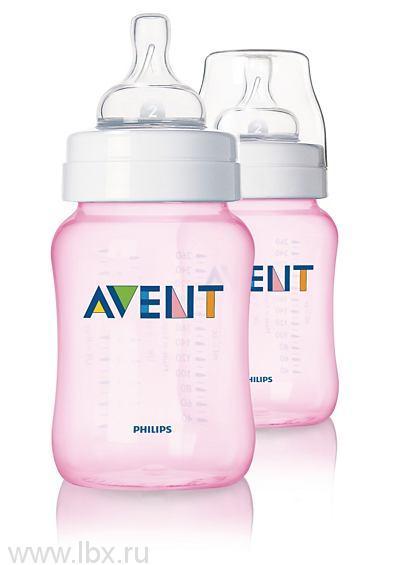 Бутылочка для кормления Philips AVENT (Филипс Авент)