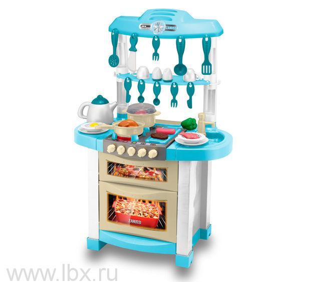 Электронная кухня Zanussi с водой и аксессуарами, HTI (ЭйчТиАй)
