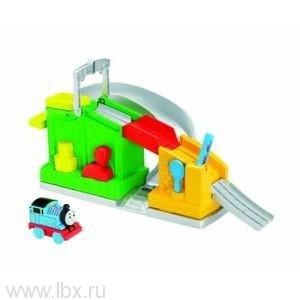 Набор с железной дорогой Thomas and friends Mattel (Маттел)