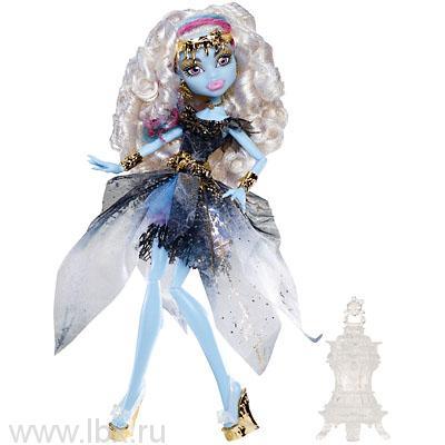 Кукла Эбби Боминейбл, серия `13 желаний`, Monster High (Школа Монстров)