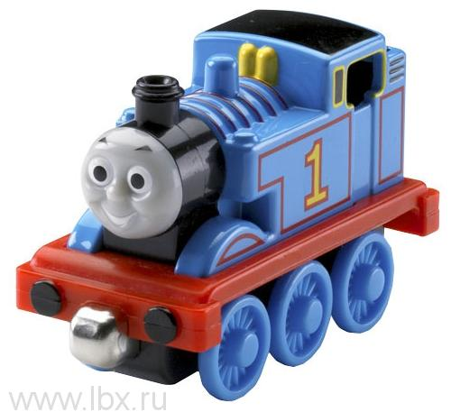 Паровозик с локомотивом Thomas and friends Mattel (Маттел)