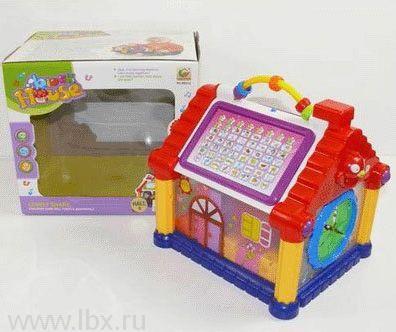 Коструктор `Домик`, ВВ-Тойз (VV-Toys)