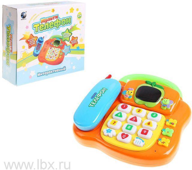 Телефон интерактивный, Tongde