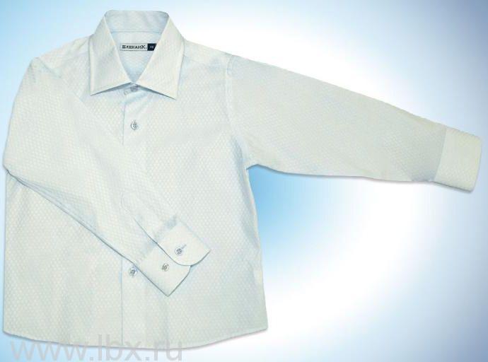 Рубашка светло-голубая, Елена и Ко