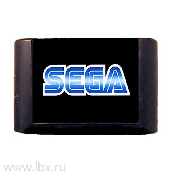 Картридж для приставок Sega (Сега) Beauty & Beast Belly Guest