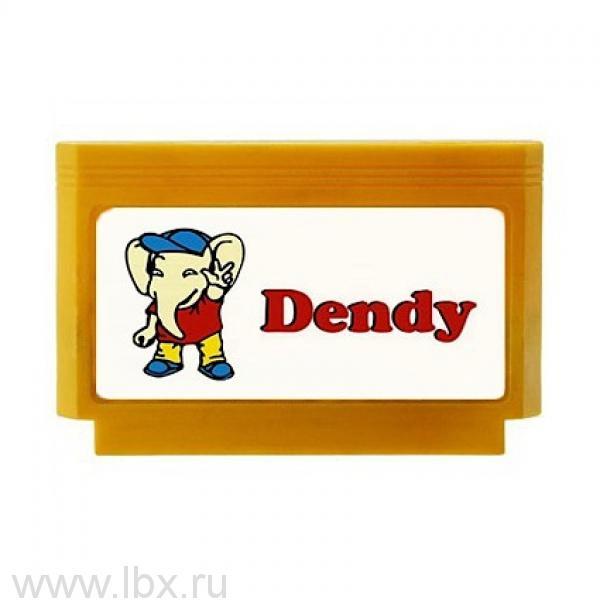 Картридж для приставок Dendy (Dendy) Jungle Book (русская версия)