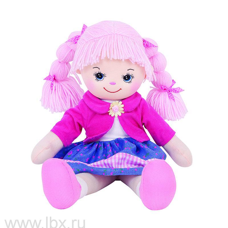 Кукла Земляничка с двумя косичками Gulliver (Гулливер)
