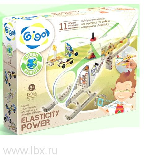 Конструктор `Сила упругости (elasticity power)`, Gigo (Гиго)