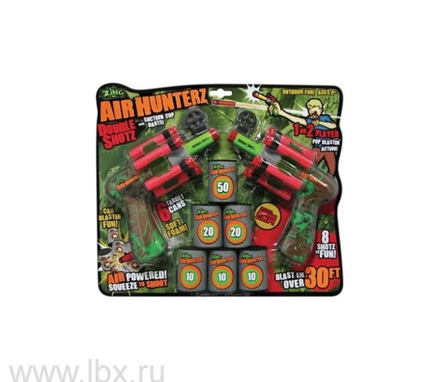 Игровой набор `Двойной удар`, Zing Toys (Зинг Тойс)
