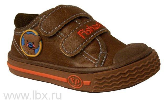 Детские ботинки Fisher-Price (Фишер Прайс) Dazzi