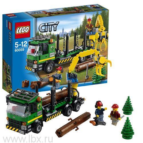 Лесовоз, Lego City (Лего Город)