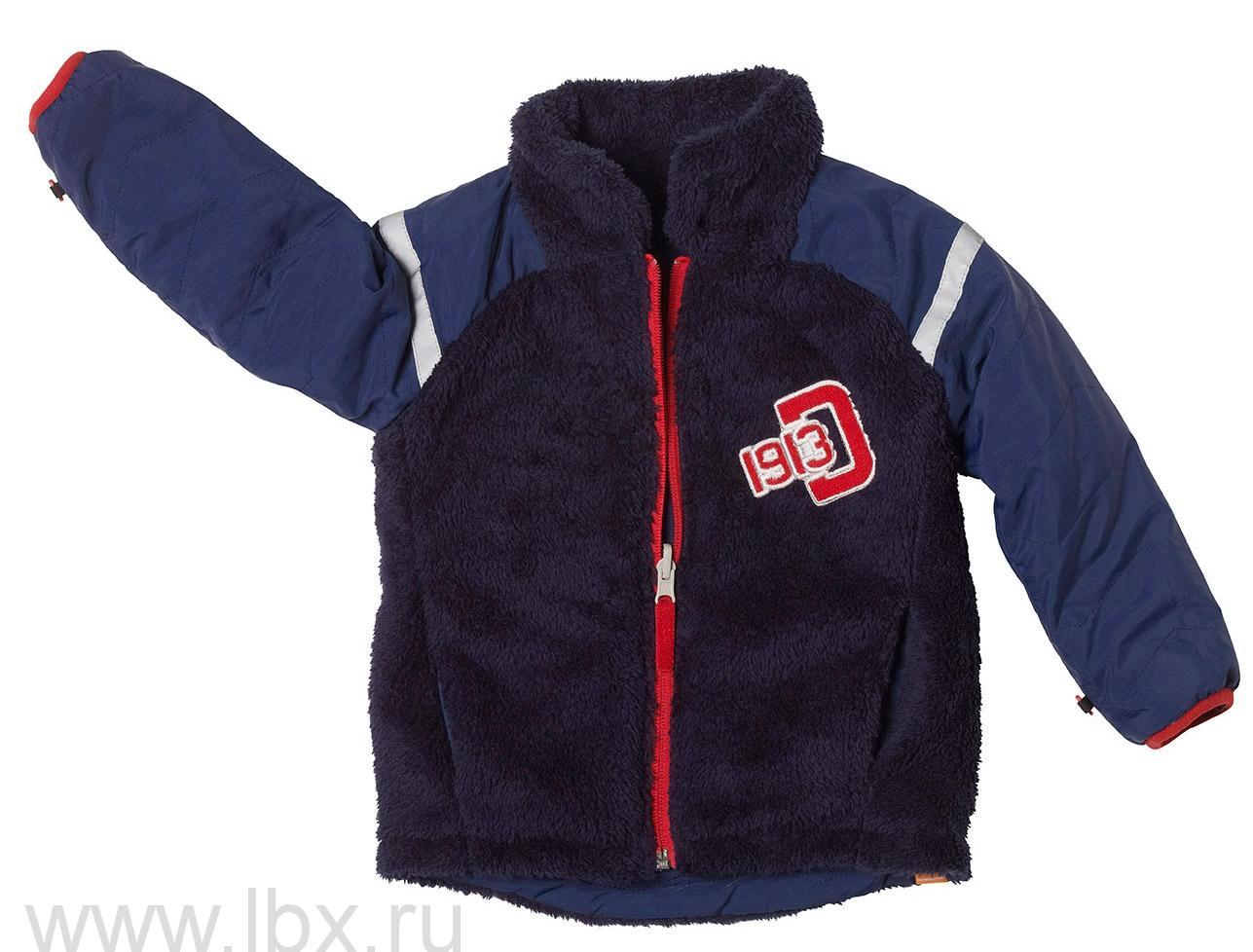 Куртка для детей Tangra Kids Reversible, Didriksons 1913 (Дидриксонс 1913), цвет морской бриз