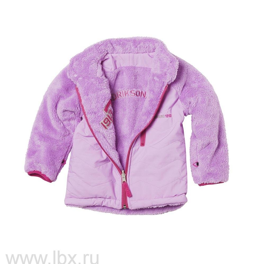 Куртка для детей Tangra Kids Reversible, Didriksons 1913 (Дидриксонс 1913), цвет фуксия