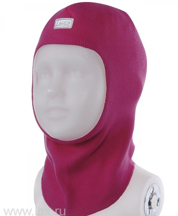 Шапка-шлем для девочки, Lassie (Лесси)