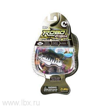 Большеротый окунь Robofish (Робофиш) Zuru Toys Inc.