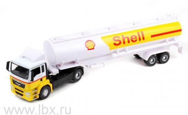Машина `Нефтевоз`, Технопарк