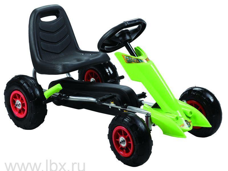 Детский веломобиль NeoTrike Velo Speedy (Неотрайк Вело Спиди) зеленый