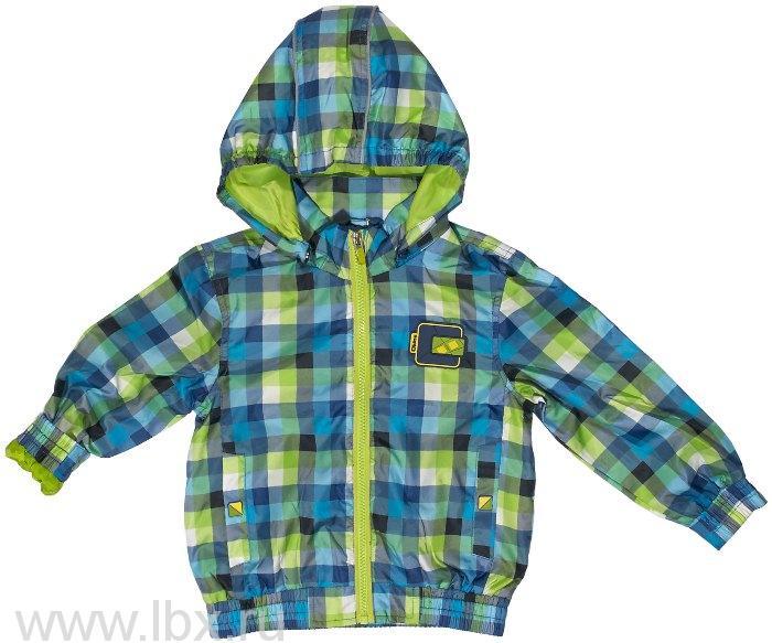 Куртка для мальчика `Команда`, Олдос- увеличить фото
