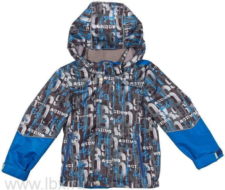 Куртка `Мартин` для мальчика, Oldos (Олдос), синяя