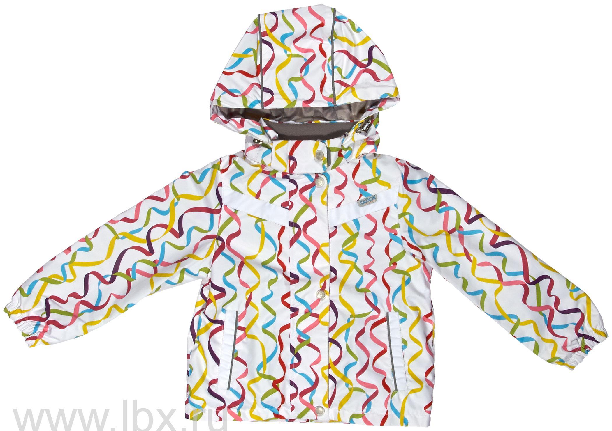 Куртка `Фестиваль` для девочки, Олдос (Oldos)