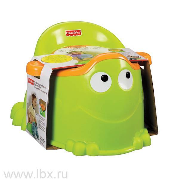 Горшочек `Зеленый лягушонок` Fisher-Price (Фишер-Прайс)