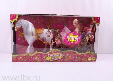 Набор `Модница с каретой`, Barbie (Барби)