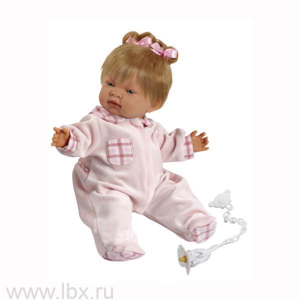 Кукла Карла 42 см Llorens (Лоренс)