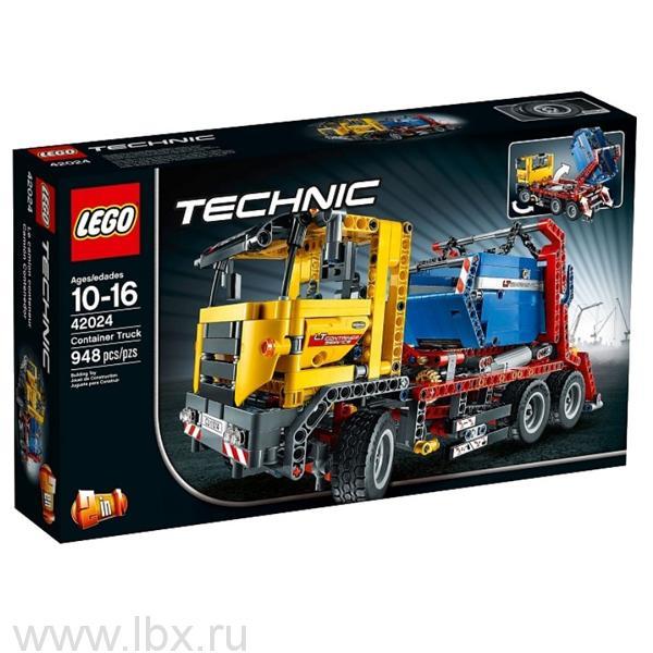 Контейнеровоз Lego Technic (Лего Техник)