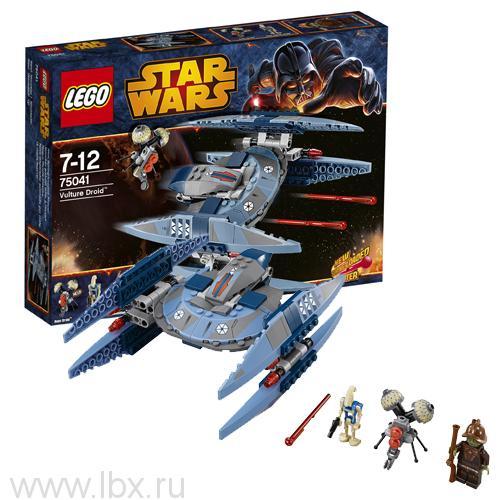 Дроид-стервятник Lego Star Wars (Лего Звездные войны)