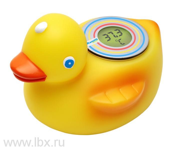 Детский термометр для ванной Duck (Утенок), Ramili (Рамили)