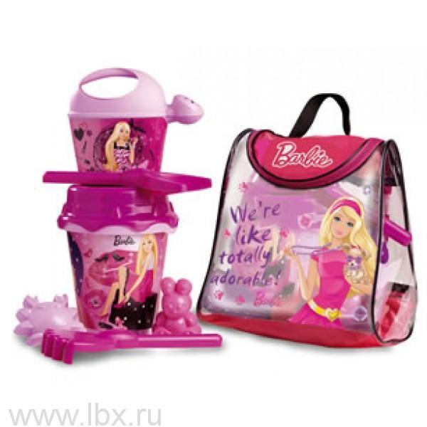 Песочный набор `Барби` в рюкзаке, Unice (Юник)