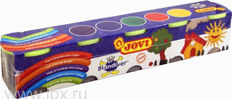 Мягкая игровая паста для моделированияJovi (Джови)