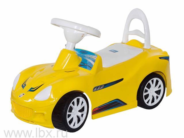 Машина для катания детей, Орион