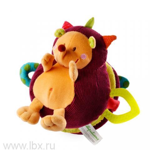 Ежик Симон:развивающая игрушкаLilliputiens (Лилипутенс)