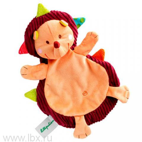 Ежик Симон: игрушка обнимашкаLilliputiens (Лилипутенс)