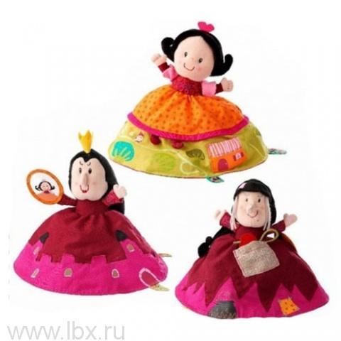 Двусторонняя игрушка `Белоснежка`Lilliputiens (Лилипутенс)
