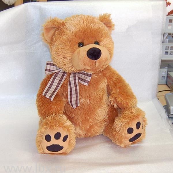 Медведь K61158A1 с бантом, Nicotoy (Никотой)