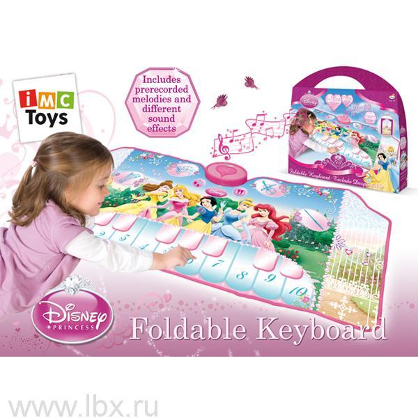 Коврик 210271 музыкальный PRINCESS, IMC Toys (ИМЦ Тойз)