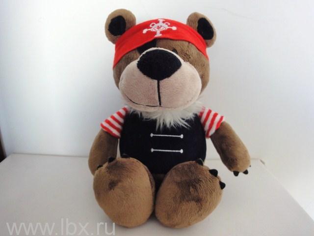 Медведь `Пират`, Sonata Style (Соната Стайл)