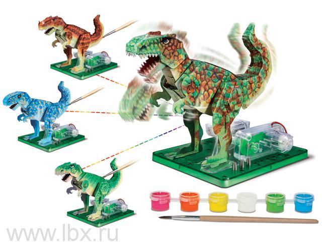 Научный опыт `Динозавр`, Amazing Toys Ltd
