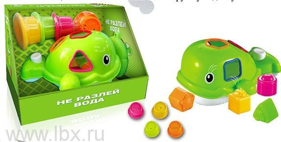 Набор для ванны с формочками, S S Toy