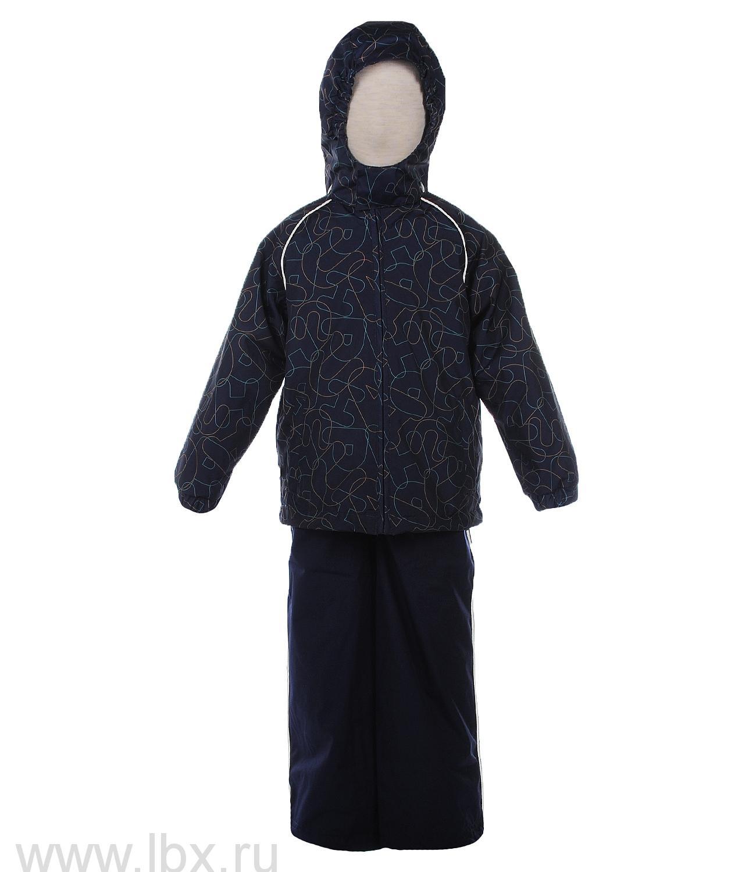 Комплект для мальчика TEELE темно-синий принт, Huppa (Хуппа)