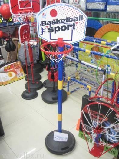 Набор `Баскетбол`, щит 38*30 см, Shantou Gepai