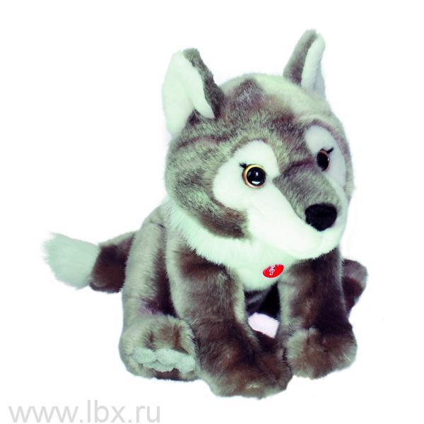 Мягкая игрушка Волк, WikiZoo (ВикиЗу)