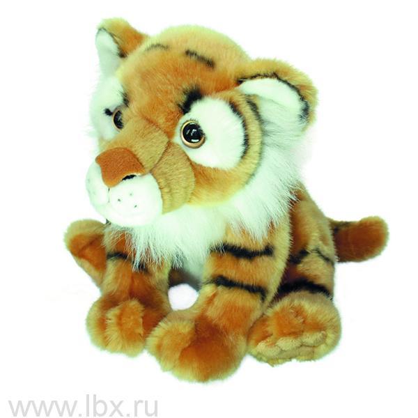 Мягкая игрушка Тигр, WikiZoo (ВикиЗу)