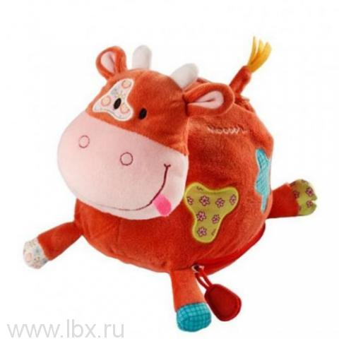 Развивающая игрушка Корова Вики, Lilliputiens (Лилипутенс)